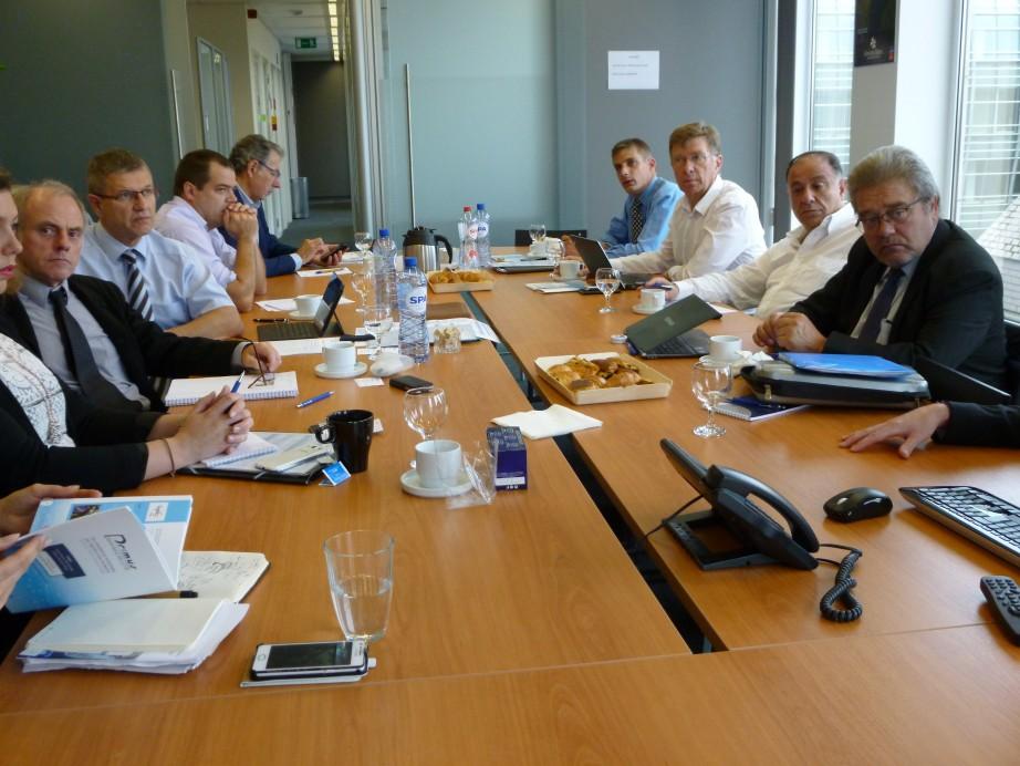 La chambre de commerce et d industrie midi pyr n es for Chambre de commerce europeenne